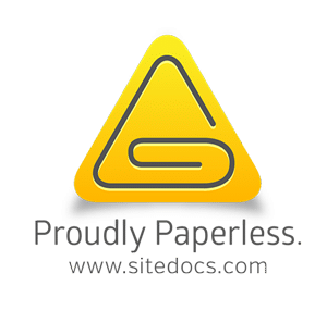 Proudly Paperless With SiteDocs
